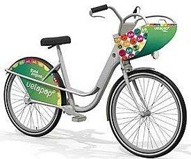 Bikes You Sit In Bike Sare Velopon Avignon