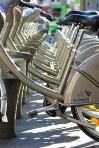Bike share paris Vleibs